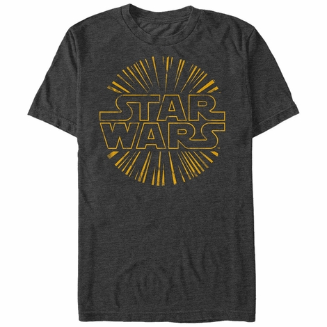 Star Wars Star Burst T-Shirt