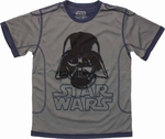 Star Wars Street Vader Mesh Youth T Shirt