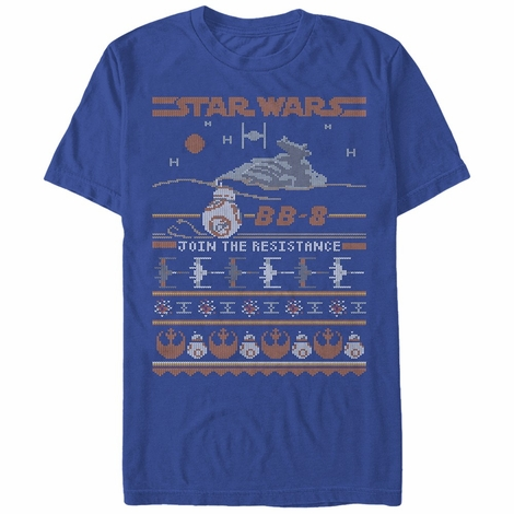 Star Wars TFA BB 8 Join Sweater T-Shirt