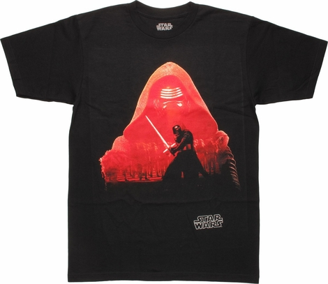Star Wars TFA Kylo's Army Mighty Fine T-Shirt