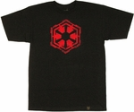 Star Wars The Old Republic Sith T Shirt