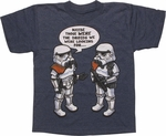 Star Wars Those Were the Droids Youth T Shirt