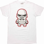 Star Wars Toy Trooper T Shirt Sheer