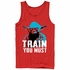 Star Wars Train You Must Tank Top