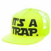 Star Wars Trap Neon Trucker Hat