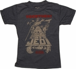 Star Wars Triple Play Juvenile T Shirt