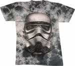 Star Wars Trooper Bombard Wash T Shirt Sheer