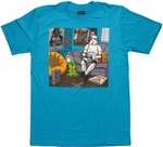 Star Wars Trooper Gamer T Shirt
