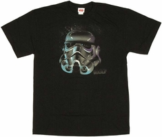 Star Wars Trooper Helmet T-Shirt