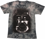 Star Wars Vader Bombard Wash T Shirt Sheer