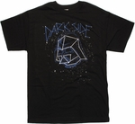 Star Wars Vader Constellation T Shirt