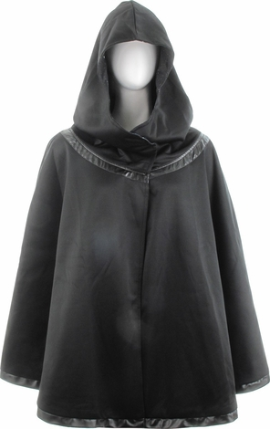 Star Wars Vader Galaxy Reversible Hooded Cape
