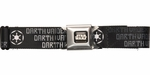Star Wars Vader Name Imperial Logo Seatbelt Belt