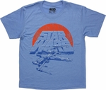 Star Wars X-wing Logo Youth T-Shirt