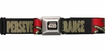 Star Wars Yoda Perseverance Seatbelt Mesh Belt