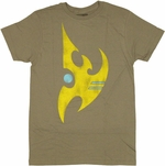 StarCraft 2 Protoss T Shirt Sheer