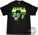 Static X Faces T-Shirt