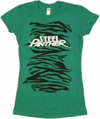 Steel Panther Name Baby Tee