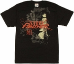 Steel Panther Woman T Shirt