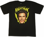 Step Brothers Nighthawk T Shirt