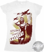 Stone Temple Pilots Plane Music Baby Tee
