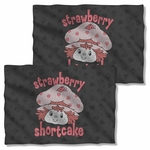 Strawberry Shortcake Smile FB Pillow Case