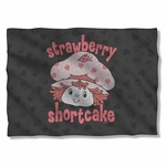 Strawberry Shortcake Smile Pillow Case