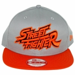 Street Fighter Classic Gray Hat
