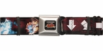 Street Fighter Hadouken Button Move Seatbelt Belt