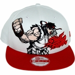 Street Fighter Ryu Portrait Hat