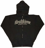 Sublime Long Beach Zipper Hoodies