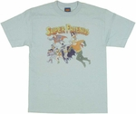 Super Friends Group T Shirt