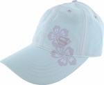 Supergirl Flowers Youth Hat