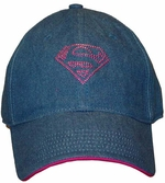 Supergirl Junior Hat