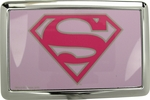 Supergirl Logo Large Card Case