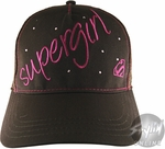 Supergirl Name Junior Hat