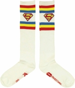 Superman Athletic Socks
