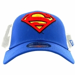 Superman Character Mesh 39THIRTY Hat