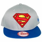 Superman Classic Gray Hat