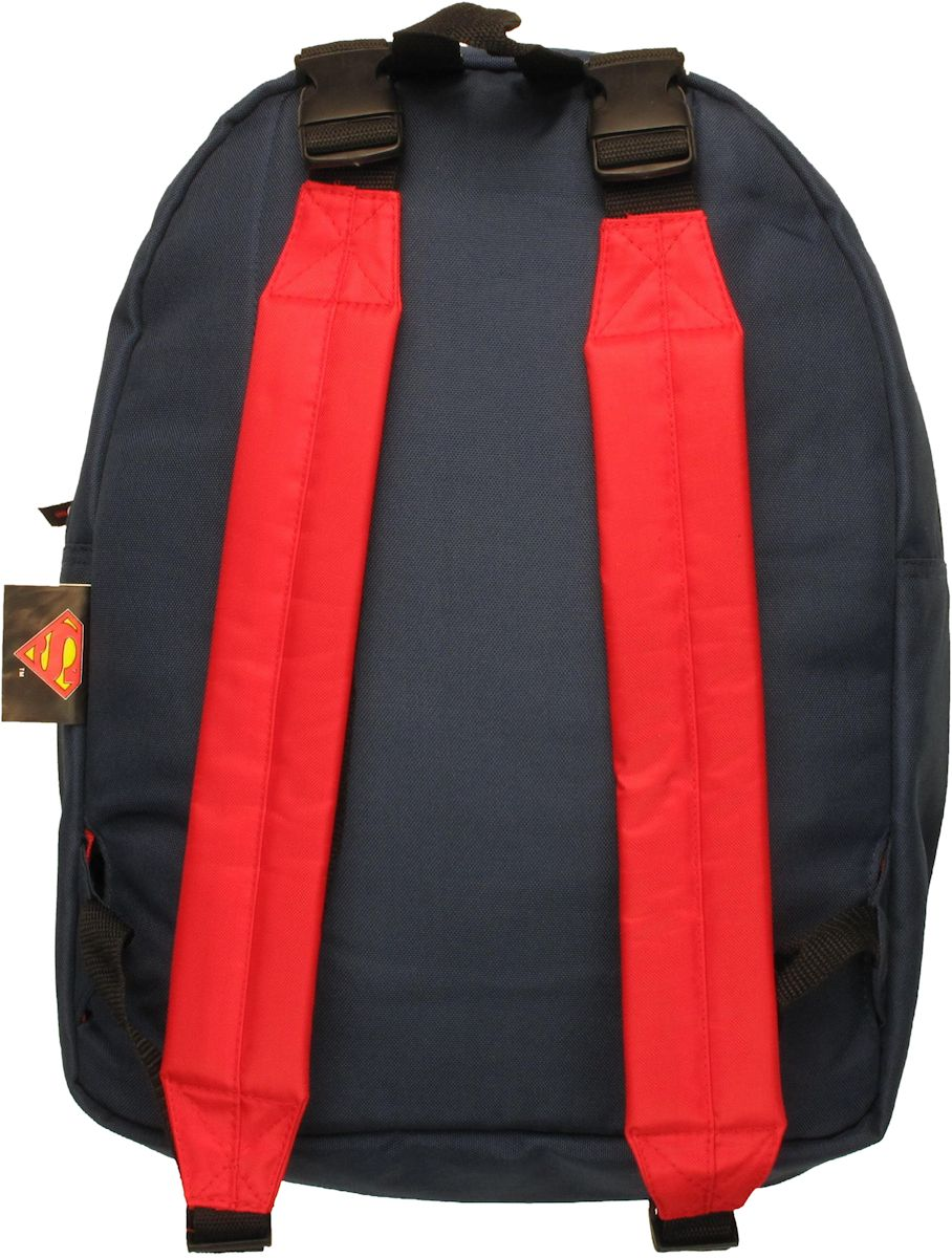 Superman Comic Reversible Backpack