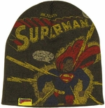 Superman Cover Beanie