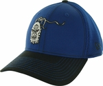 Superman Doomsday 2 Tone Mesh Back 39THIRTY Hat