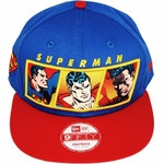 Superman Evolution Hat