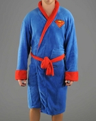 Superman Fleece Robe