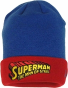 Superman Flip Up Beanie