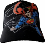 Superman Fly Youth Hat