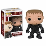 Superman General Zod Pop Heroes Vinyl Figurine