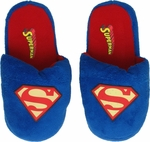 Superman Glow Logo Slippers