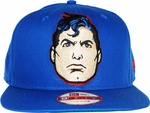 Superman Head Hat