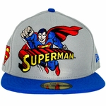 Superman Hero Logo 59FIFTY Hat